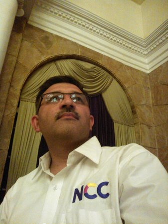 ITC Windsor, Bengaluru: Enjoying...