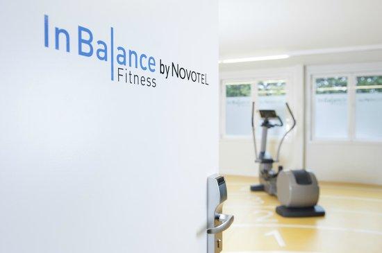 Novotel Antwerpen Noord: Fitness