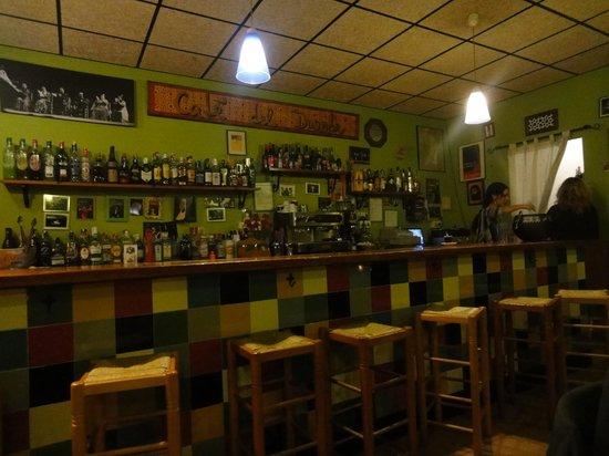 Cafe del Duende : Il bar