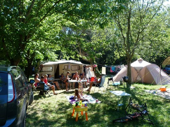 Camping Caravaning Les Plans