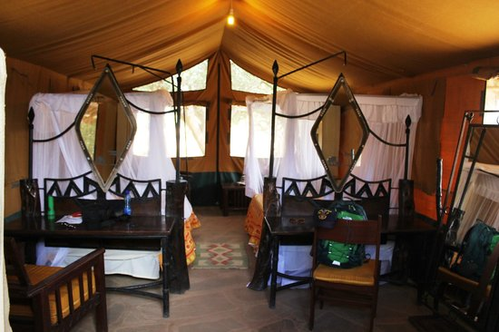 Ndololo Camp: Tenda n. 10