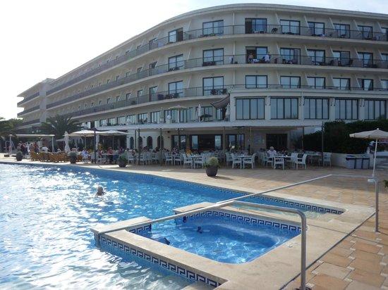 Sensimar Aguait Resort & Spa: Meerwasserpool