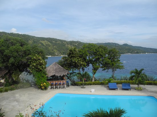 Granada Beach Resort: View from the balcony
