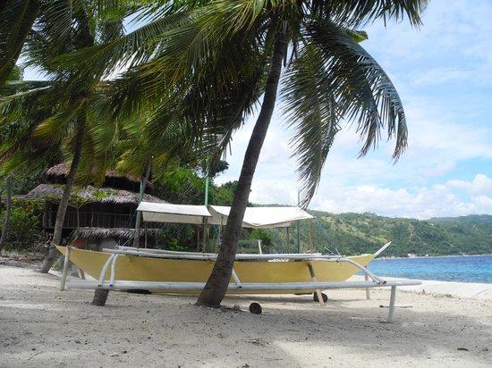 Granada Beach Resort: Private beach