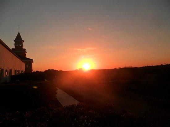 Vila Galé Albacora : Nascer do sol