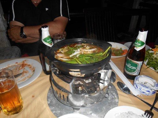 Sao Hom: fondue