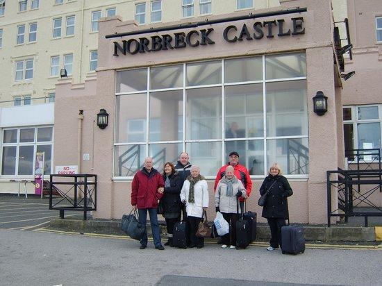 Norbreck Castle Hotel: Welcome !!!