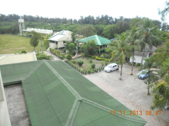Tourist Lodge , Bakkhali -View from watch tower