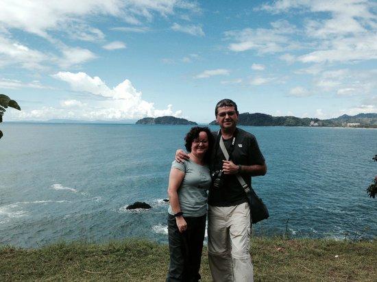 Hotel Parador : Océano Pacifico