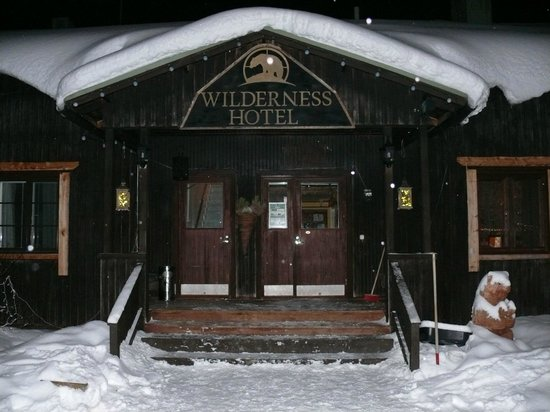 Nellim Wilderness Hotel : hotel