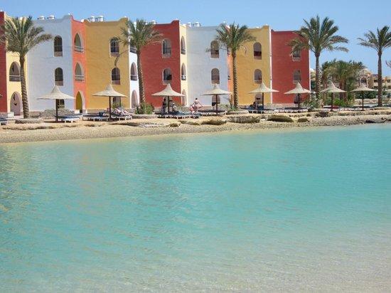 Arabia Azur Resort: корпус А