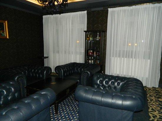 Hotel Anders: salon