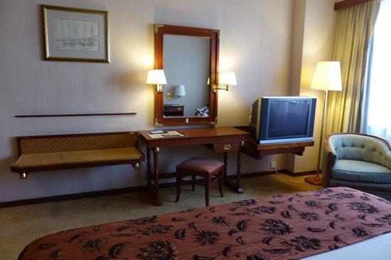 Grand Lapa Macau: Room and furnishing