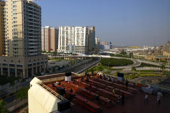 Grand Lapa Macau : View from our room
