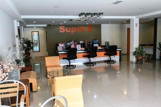 Super 8 Hotel: Hotel Lobby