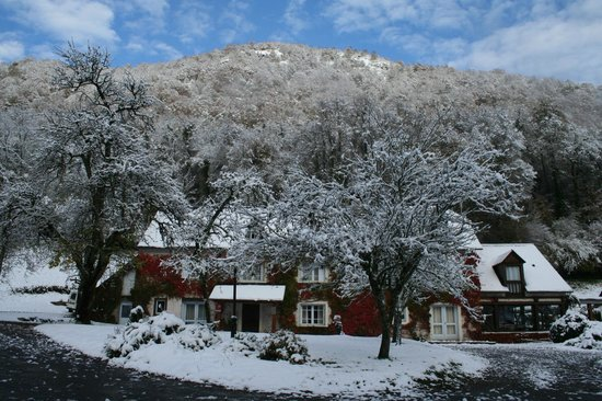 Le Domaine de Ramonjuan en hiver