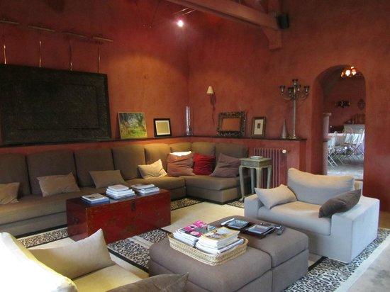 Villa Estelle : living room