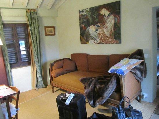 Villa Estelle : sitting room