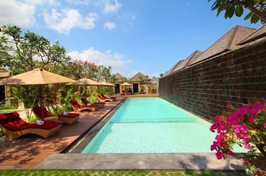 Transera Grand Kancana Villas Bali: Add a caption