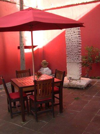 Casareyna Hotel: Bar