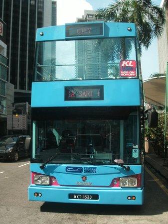 Куала-Лумпуре Hop-On | Своим Hop-Off Ходом в Автобусы