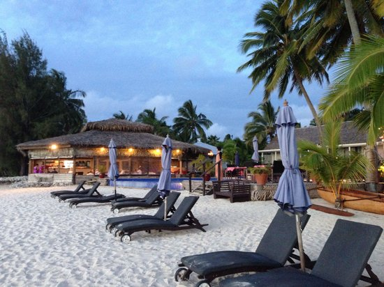 Manuia Beach Resort: Beautiful!