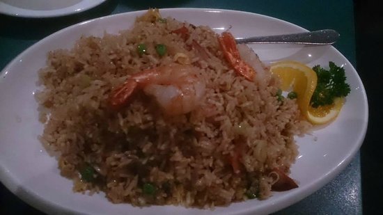 k-tong thai & chinese restaurant palmerston: Special fried rice