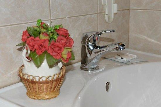 Mini-hotel Olimp : bathroom