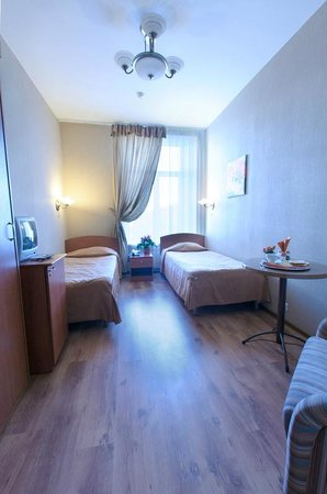 Mini-hotel Olimp : room