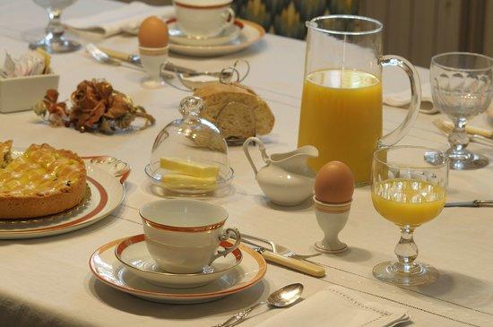 Relais Casamassima : Prima colazione