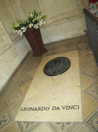 tomba di leonardo da vinci picture of chateau d 39 amboise
