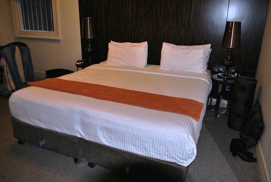 The Bayswater Sydney: Quanto com cama king size