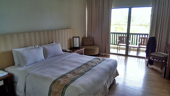 Damai Puri Resort & Spa : Interior of the sea view room