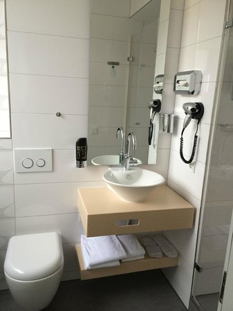 Hotel Bayers: Badezimmer