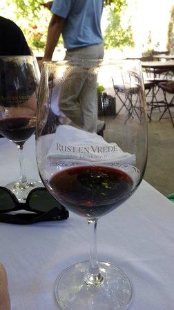 Rust en Vrede: The Wine
