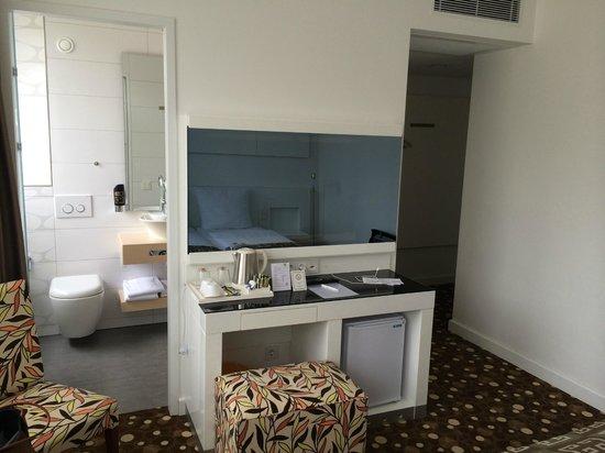 Hotel Bayers: Zimmer