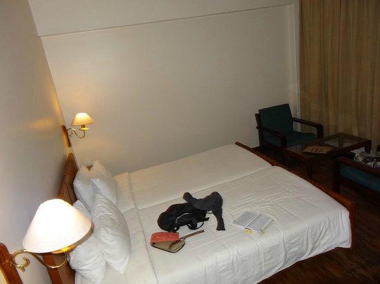 Grand Hotel Cochin: Chambre double avec AC