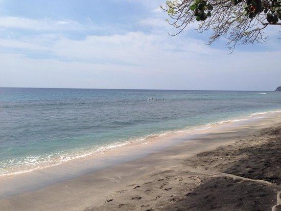 Sudamala Suites & Villas Senggigi : The beach