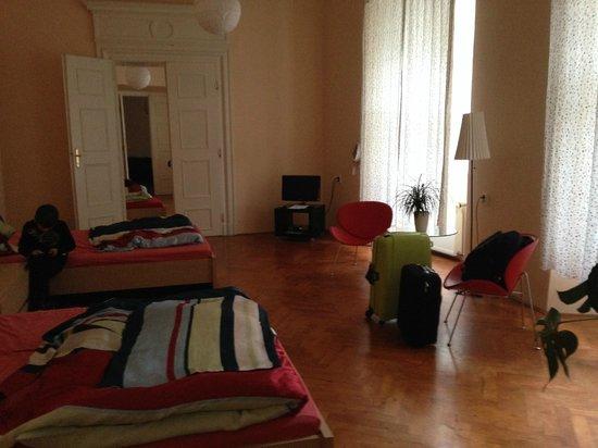 Apartments Tynska 7: Vista delle camere