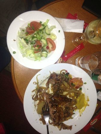 Ardboyne Hotel: T Bone Steak Special