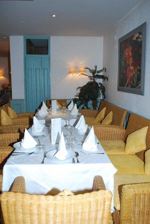 Hotel Rihab: Restaurant Sky Garden