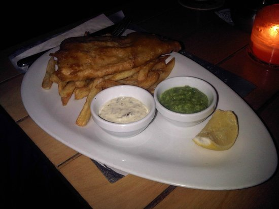 Molly Malone's: Fish and Chips