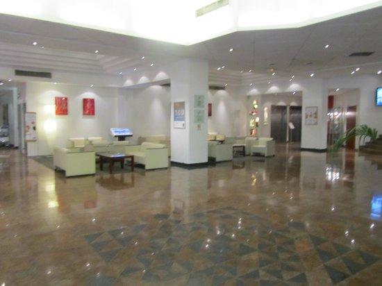 Novotel Nice Arenas Aeroport: lobby