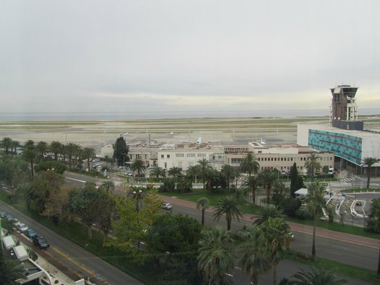 Novotel Nice Arenas Aeroport : view