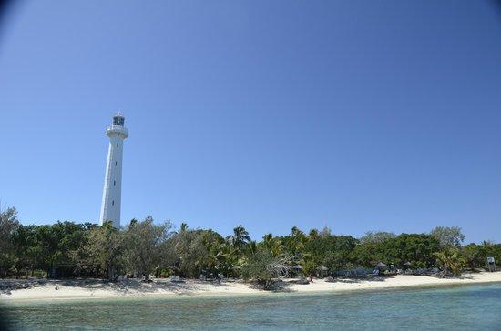 Le Lagon Hotel: Amedee Island
