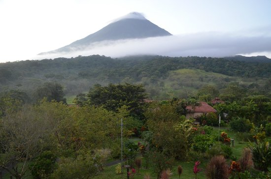 Arenal Kioro Suites & Spa: View from our Room