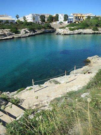 Cala Bona & Mar Blava Hotels: View from the balcony 1