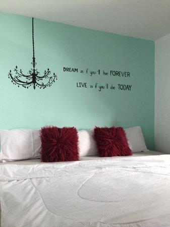 Hua Hin Paradise Guest House: room 202 (triple room)