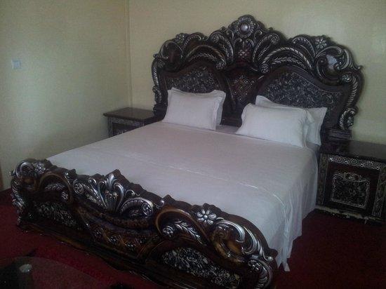 Anjouan, Komoren: Chambre à coucher de suite N° 1