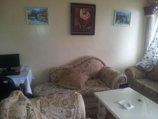 Anjouan, Comoros: Salon du Suite N°1